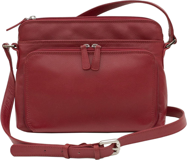 CTM Women's Leather...
