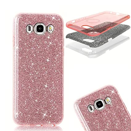 Galaxy J7 2016 Bling Funda 22c00754fd2