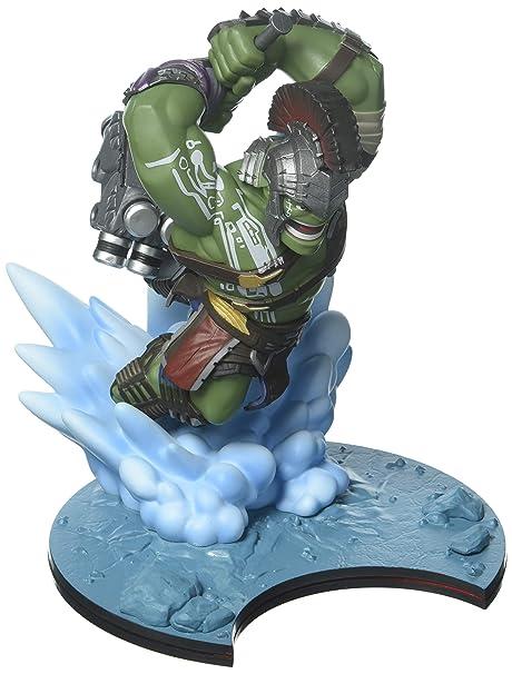 Thor Ragnarok Figure Q-PIC Diorama Quantum Mechanix 12 Cm Action- & Spielfiguren
