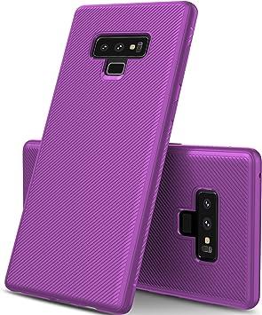 Geemai Samsung Galaxy Note 9 Funda Fina de Silicona, Funda Suave y ...