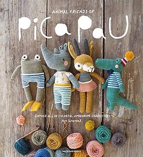 Amazon | Cute Crocheted Animals | Emma Varnam | Knitting