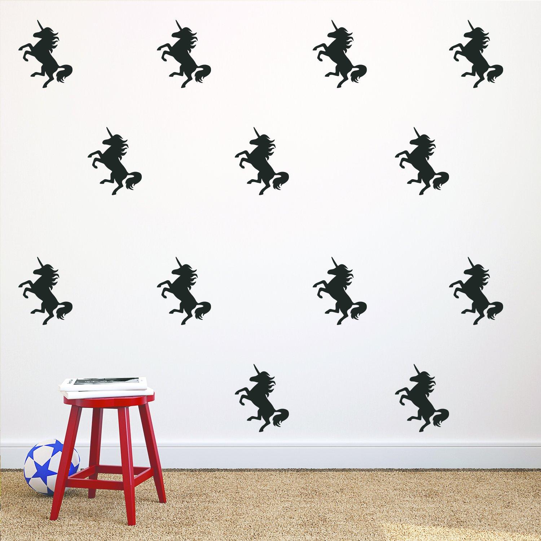 Amazon.com: Juego de 20 adhesivos de vinilo para pared ...