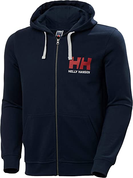 Felpa con Cappuccio Uomo Helly Hansen HH Logo