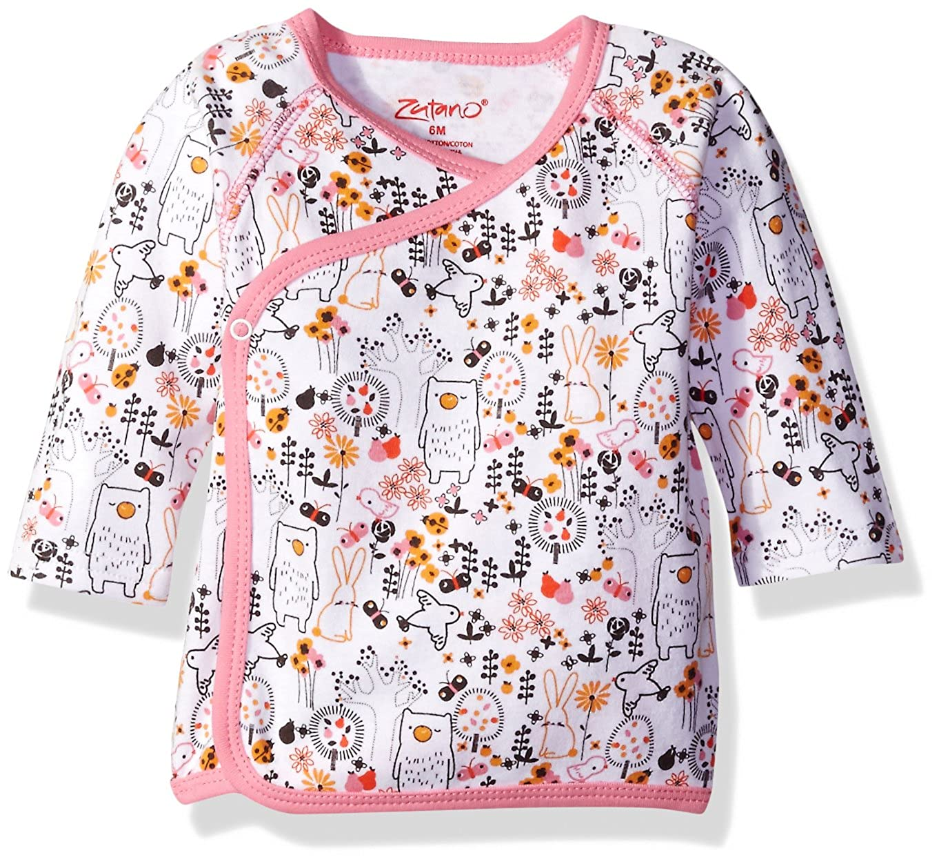 Zutano Unisex Baby Kimono Top