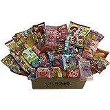40 sucreries japonaises et collation set JUIN POPIN COOKIN + kitkat japonais + autres sucreries populaires