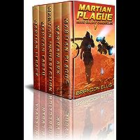 Mars Colony Chronicles (Books 1 - 5): A Space Opera Box Set Adventure