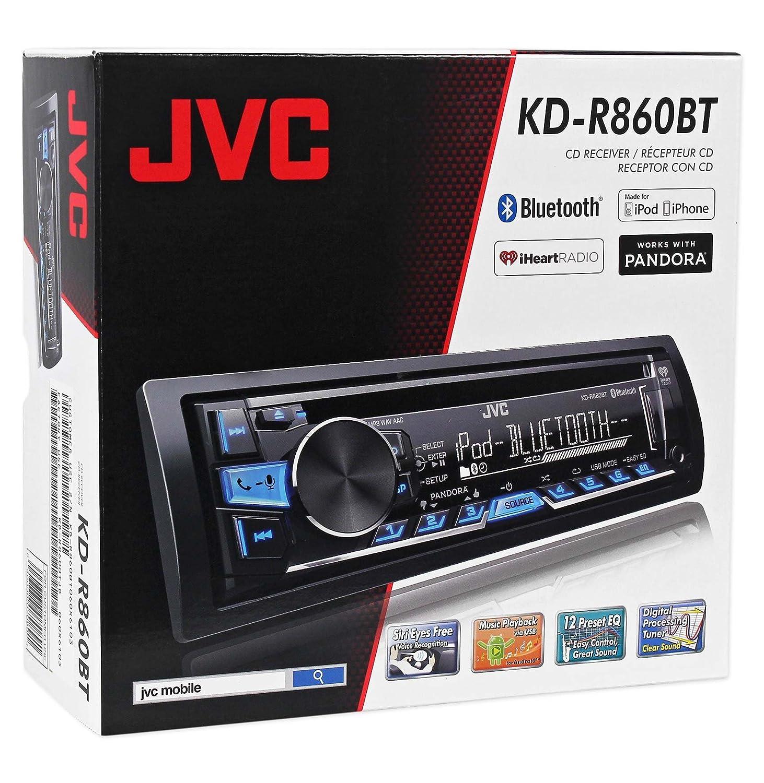 JVC KD-R860BT Receiver Driver