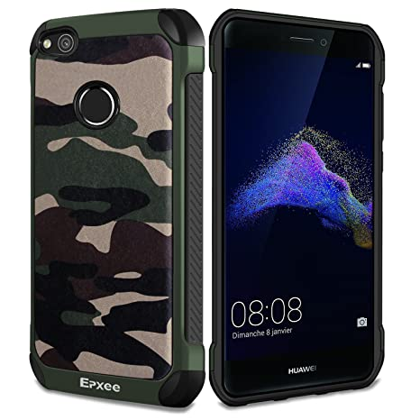 coque huawei p8 lite 2017 camouflage