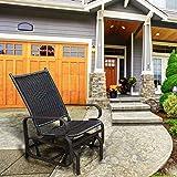 Amazon Com Patio Sense Coconino Wicker Adirondack Chair