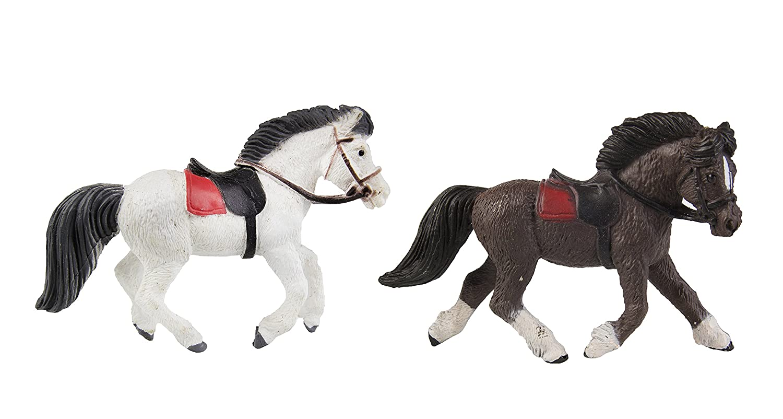 Safari Ltd Pony Derby TOOB 682104 AVDJ-30861
