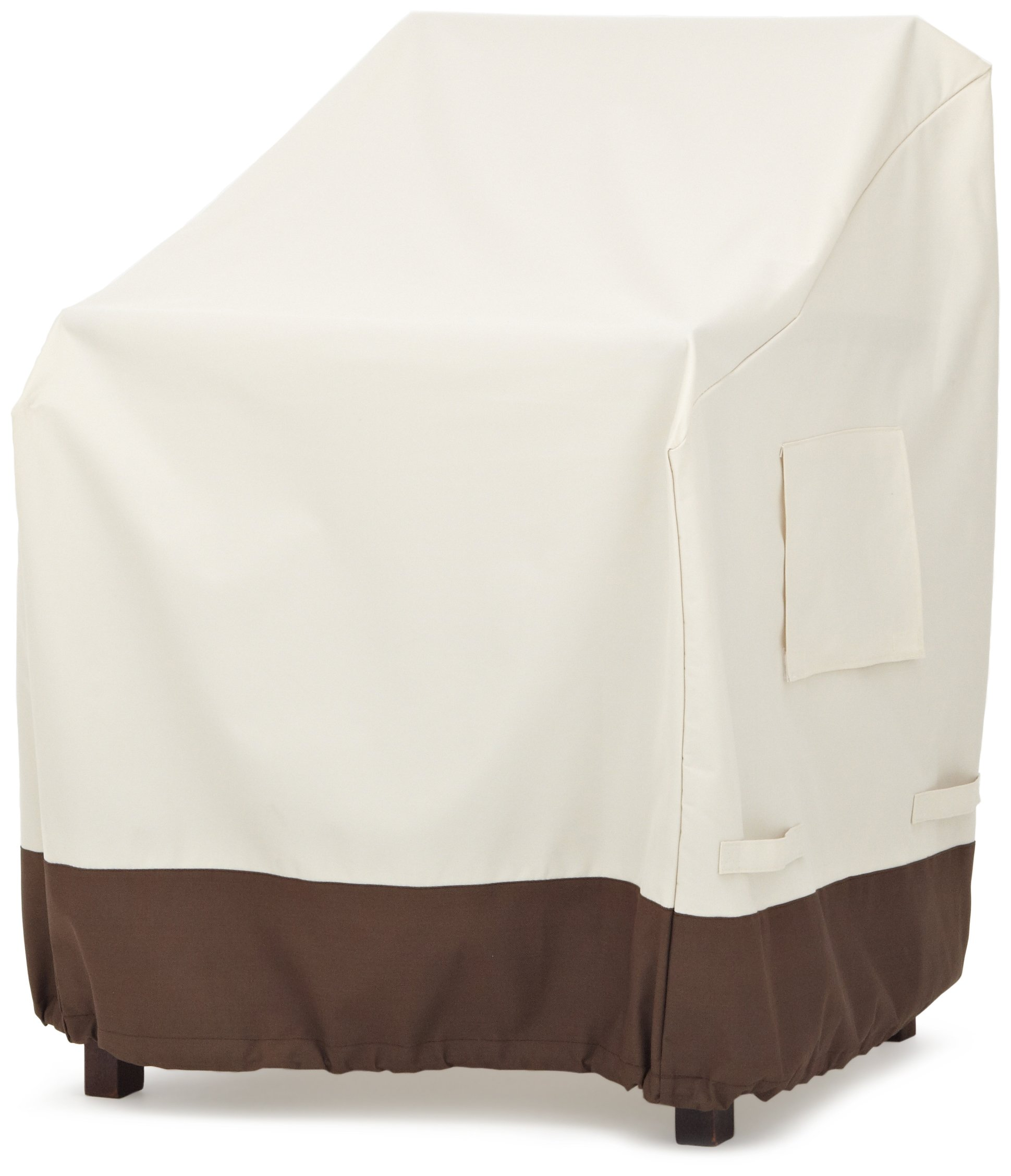 AmazonBasics Dining Arm Chair Patio Cover (Set of 2)