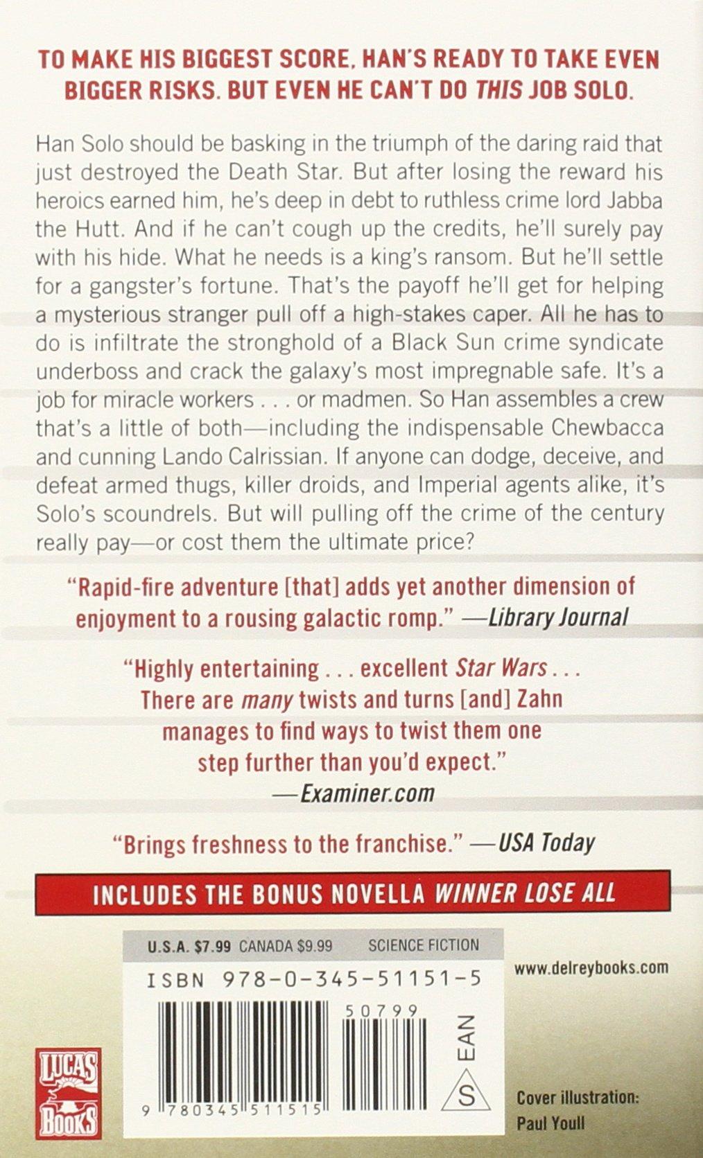 Scoundrels: Star Wars Legends: Amazon.de: Timothy Zahn ...