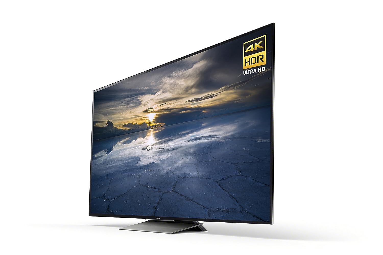 amazon com sony xbr55x930d 55 inch 4k ultra hd 3d smart led tv