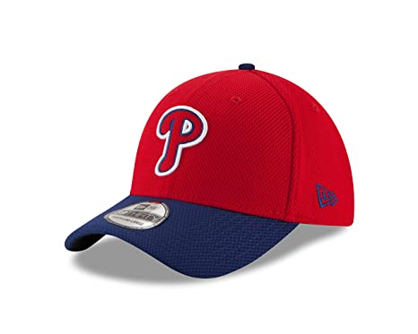 1aa5a2a29e7 Buy MLB Philadelphia Phillies Adult Diamond Era 39Thirty Stretch Fit ...