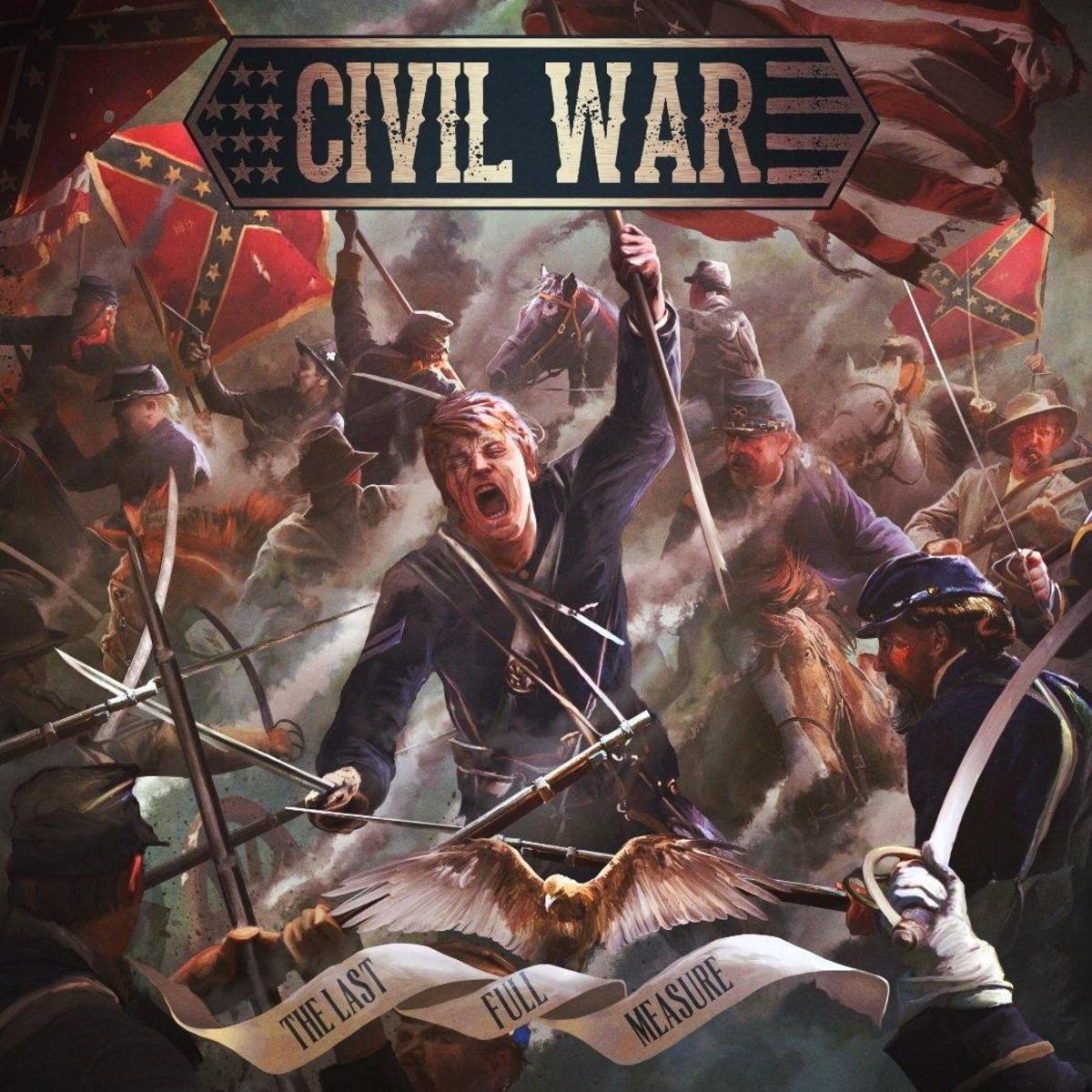 CD : Civil War - The Last Full Measure (CD)