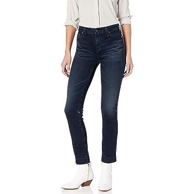 AG Adriano Goldschmied Women's Mari Slim Straight Leg Jean: Clothing
