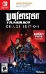 Wolfenstein: Youngblood - Deluxe Edition - Nintendo Switch