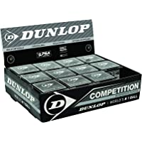 DUNLOP Elite Doubles High Altitude Squash Ball