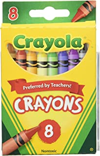 product image for Crayola Crayons, 8 Count (Case of 48)