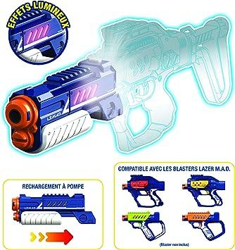 Silverlit Lazer M.A.D Blaster: Amazon.es: Juguetes y juegos