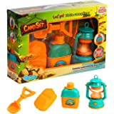 QuadPro kids camping toys gear set toddler Beach pretend play STEM Outdoor sand Toys for boys and girls