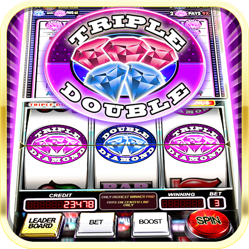 Triple Double Diamond Slots Machine - Play Real Las Vegas Casino Slots Machine for Free.Try your luck and play for FREE Classic Slots with Exciting Bonus Rounds.