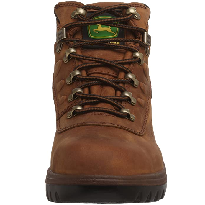 Amazon.com | John Deere Mens JD3604 Boot | Industrial & Construction Boots