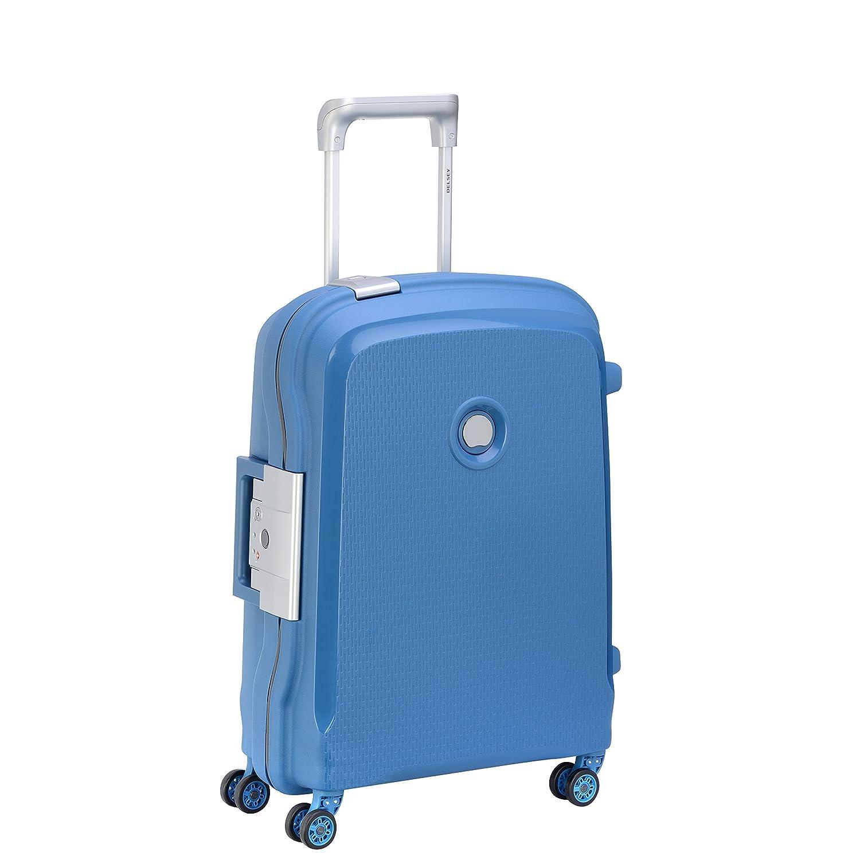 Delsey Paris Belfort Plus Maleta Azul Bleu Cyan cm  liters