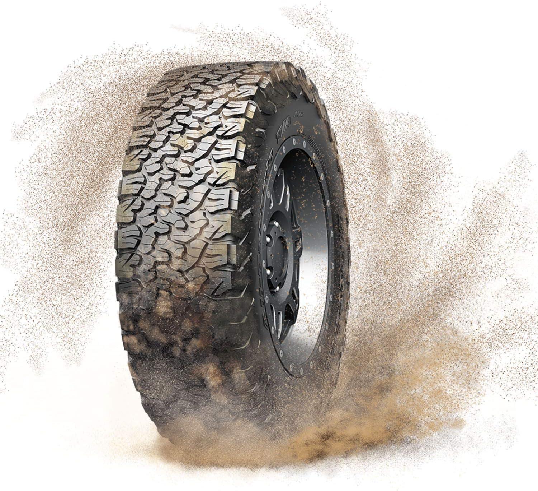 34x10.50R17//D 120R 120R BFGoodrich All-Terrain T//A KO2 ATV Radial Tire