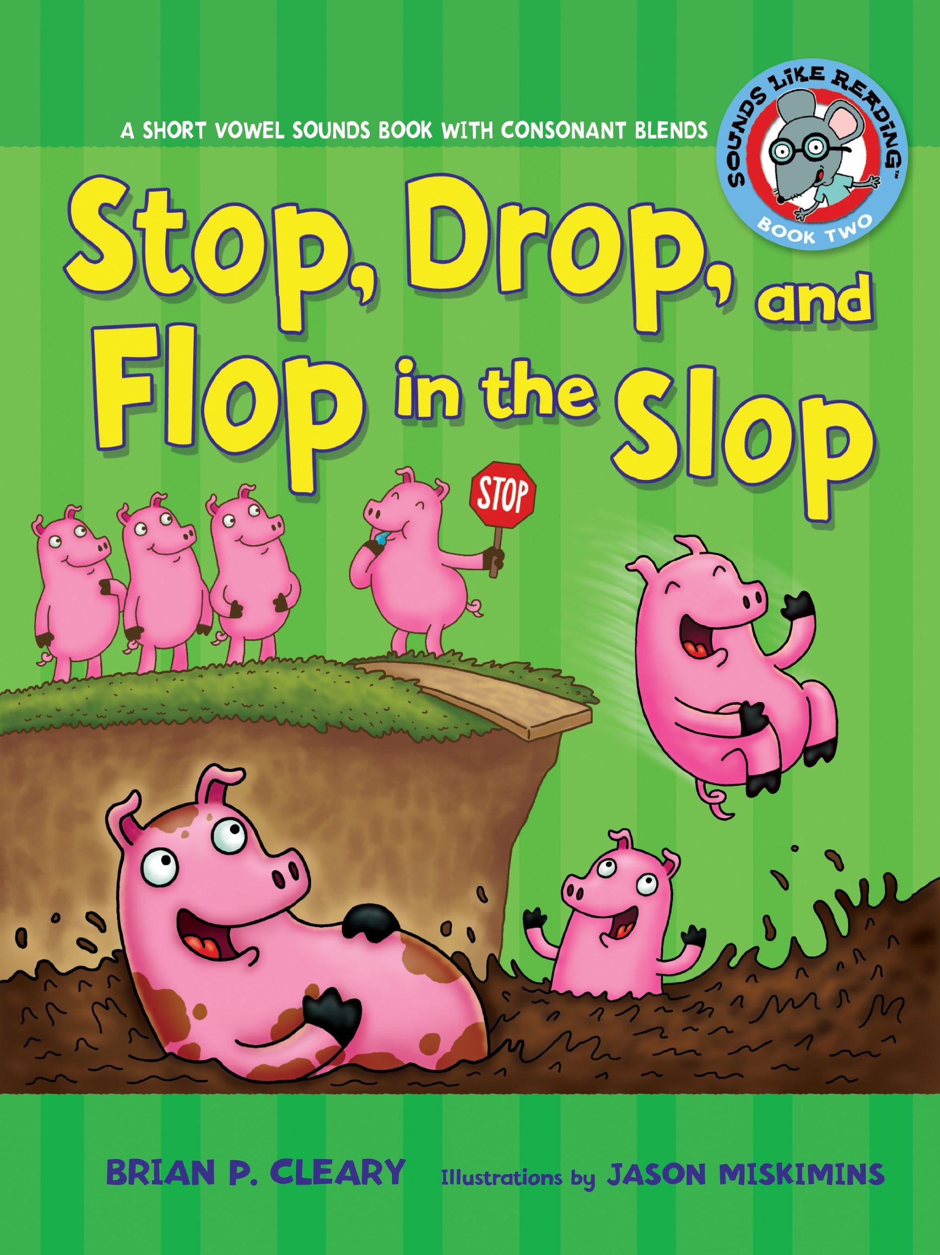 Stop Drop Flop Slop Consonant product image