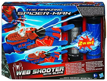Hasbro Marvel Spiderman - Mega Blaster Spiderman 39744148: Amazon.es: Juguetes y juegos