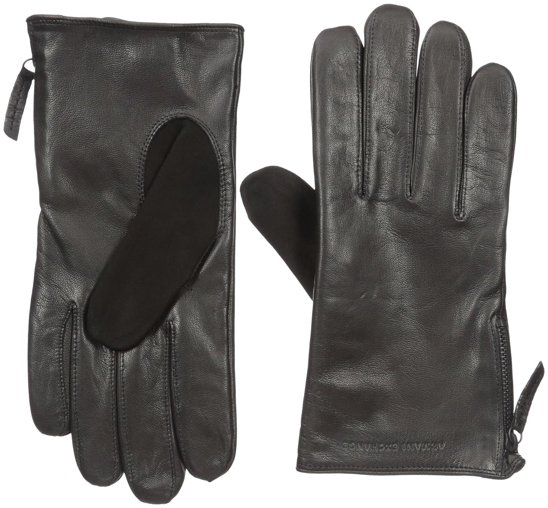 Armani Exchange Men's Leather Gloves 954045-6A027