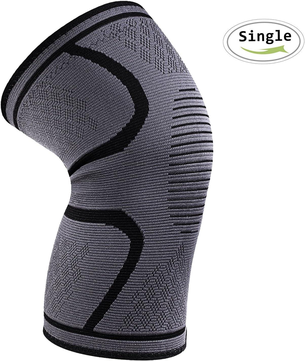 Rodillera Menisco-iBuger Knee Brace Manga de compresión de rodilla ...