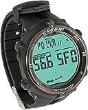Cressi Newton Titanium Reloj/Ordenador de Buceo