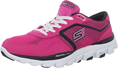Skechers Performance Go Run Ride Straight Running Zapatilla, Ultra, para Mujer, Rosa (Hot Pink), 37.5 EU: Amazon.es: Zapatos y complementos