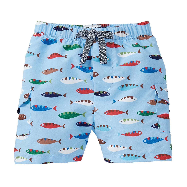 646eb0bf84 Amazon.com: Mud Pie Little Boy Fish Swim Trunks: Clothing