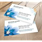 Visitenkarten Online Gestalten Despri Vk027 Hochformat