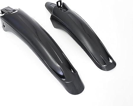 Fahrrad Kotflügel Schutzblech Steckbleche Radschutz Steckradschutz vorne//hinten