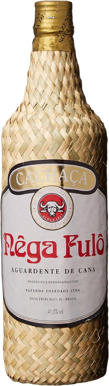 Nega fulo aguardente de Cana (1 x 1,0 l): Amazon.es ...