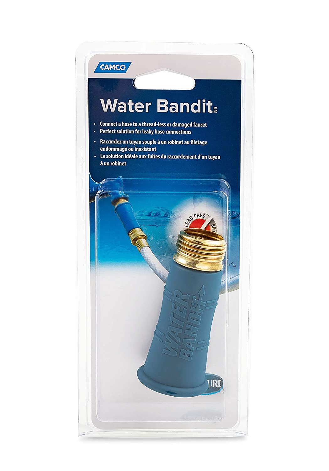 Water Bandit a must have for every RV