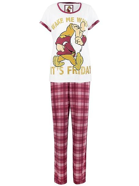 Disney Gruñón - Pijama para mujer - Grumpy - Small