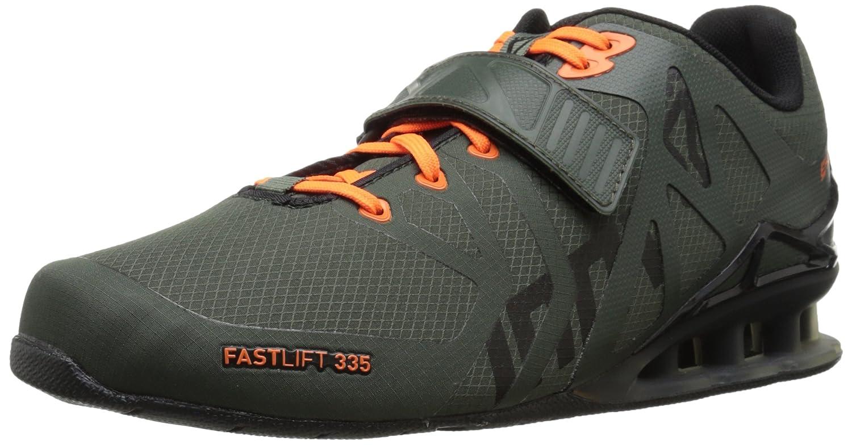 Thyme Black orange inov-8 Fastlift(tm) 335 Black
