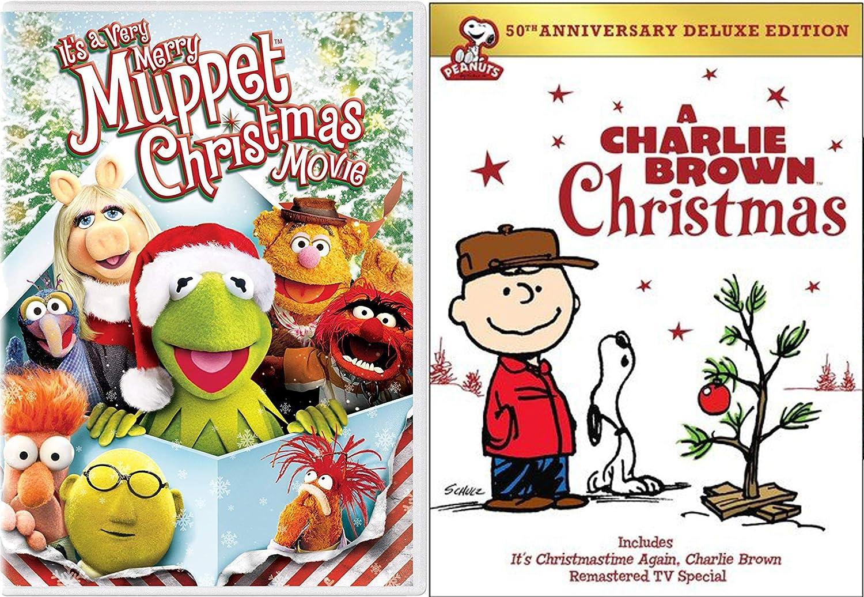 Charlie Brown Christmas 50th.Amazon Com Great Kids Christmas Classics With A Charlie