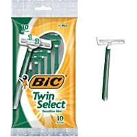 3-Pack BIC Twin Select Men's Disposable Razor (10 Count)