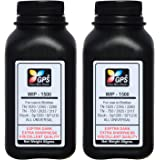 Gps Refill Toner Powder For Brother All Universal 80gms. (pack of 2bottles.) Gps Brother Toner Powder for HL-1111, HL-1201, HL-1211W, MFC-1811, DCP-1511, DCP-1514, DCP-1601,DCP-1616