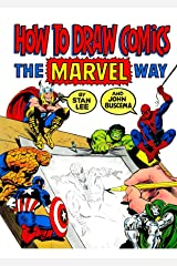 HOW TO DRAW COMICS THE MARVEL WAYS Kindle Edition
