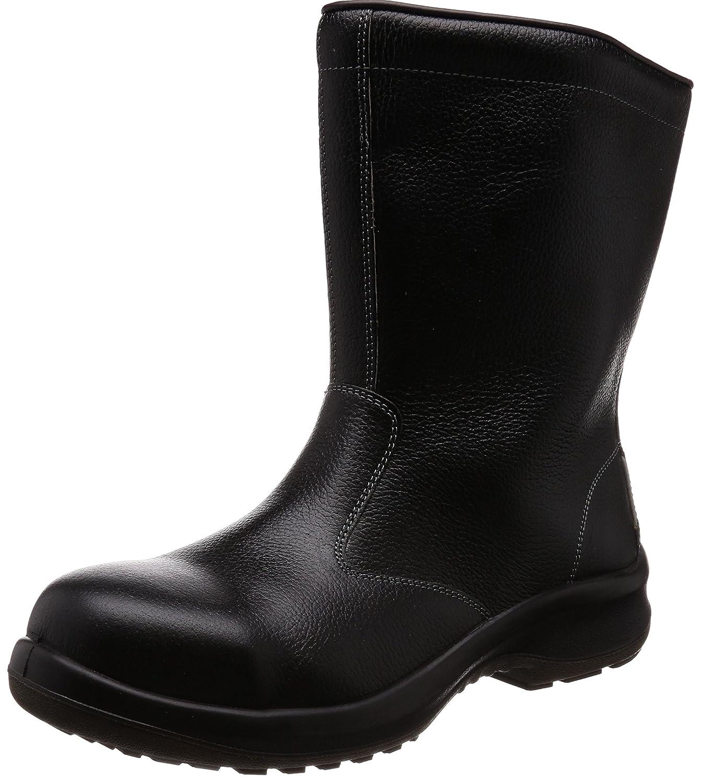 [ミドリ安全] 安全靴 JIS規格 半長靴 プレミアムコンフォート PRM240 B0761HLTYN ブラック 28.0 cm 3E