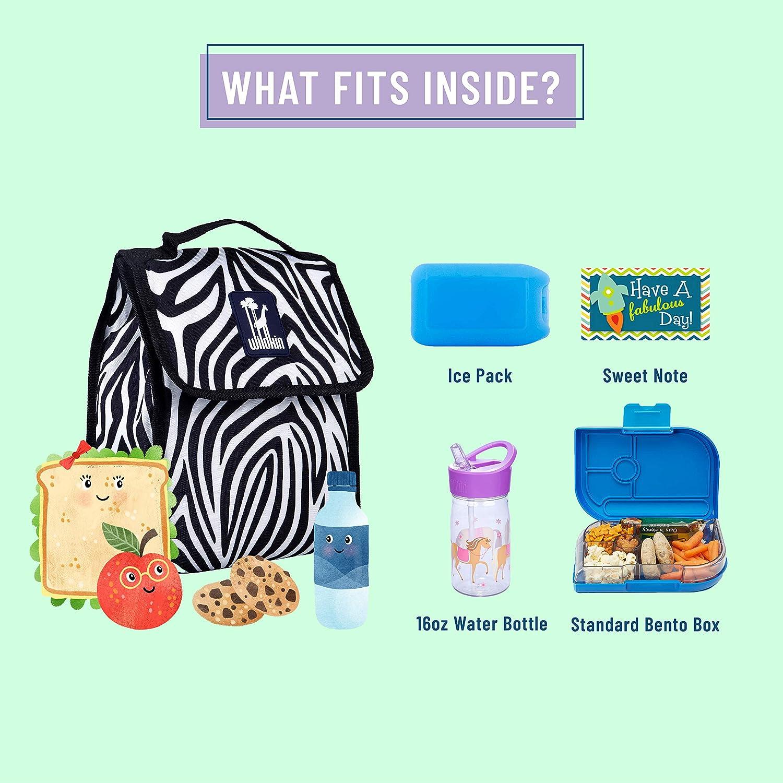 Wildkin 55705 Munch n Lunch Bag Tan One Size