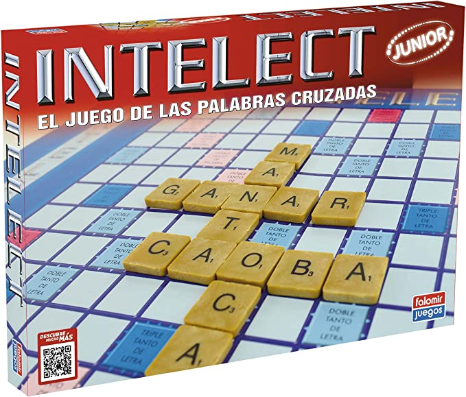Falomir- Intelect Junior Juego de Mesa, Multicolor, única (646448 ...