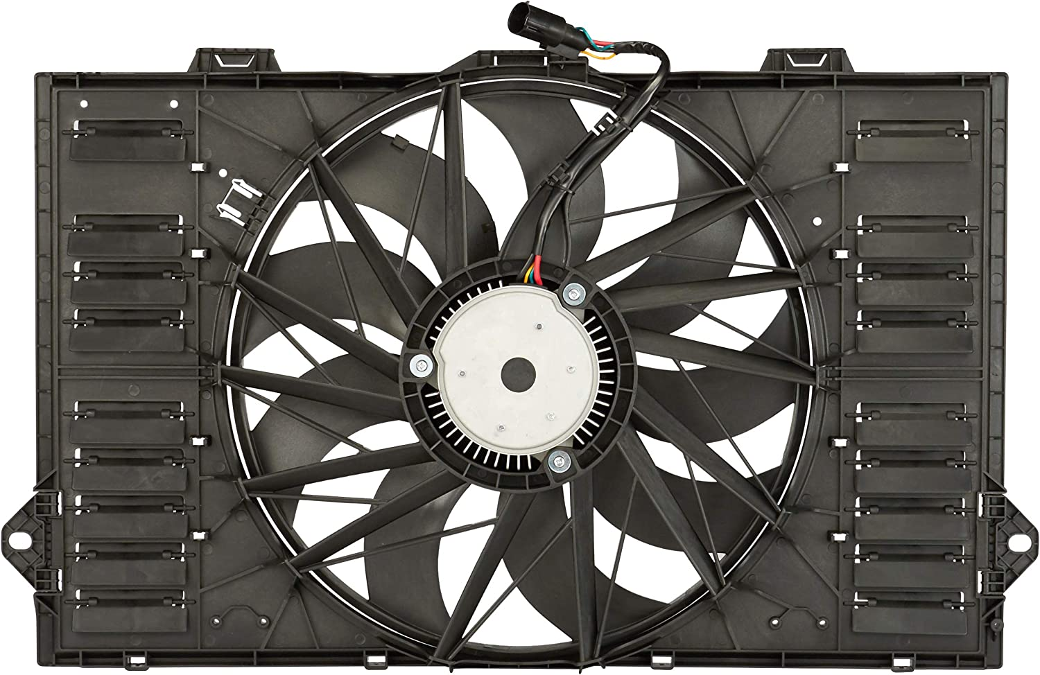 Spectra Premium CF11039 Engine Cooling Fan Assembly, 1 Pack